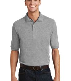 Port Authority Pique Knit Polo with Pocket K420P