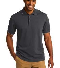 K454 Port Authority® Rapid Dry™ Tipped Polo