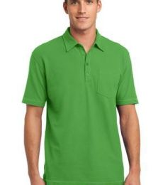 K559 Port Authority® Modern Stain-Resistant Pocket Polo