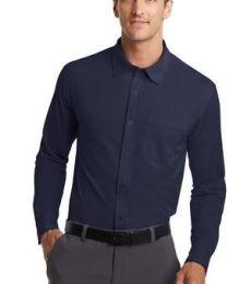 Port Authority K570    Dimension Knit Dress Shirt