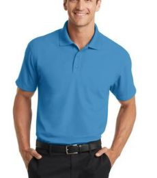 Port Authority K572 Dry Zone Grid Polo