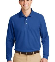 Port Authority Long Sleeve EZCotton153 Pique Polo K800LS