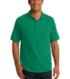 Port & Co KP155 mpany   Core Blend Pique Polo