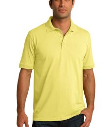 Port & Co KP55T mpany   Tall Core Blend Jersey Knit Polo