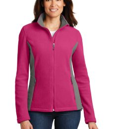 Port Authority L216    Ladies Colorblock Value Fleece Jacket