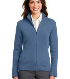 Port Authority Ladies Flatback Rib Full Zip Jacket L221