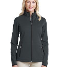 Port Authority Ladies Pique Fleece Jacket L222