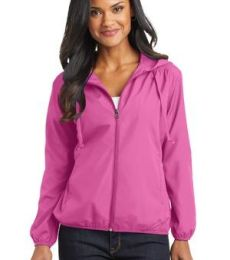 Port Authority  Ladies Hooded Essential Jacket L305