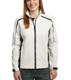 Port Authority Ladies Embark Soft Shell Jacket L307