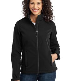 Port Authority Ladies Traverse Soft Shell Jacket L316