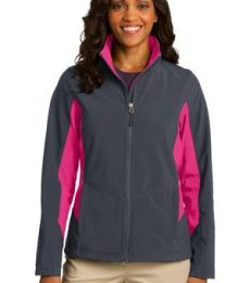 Port Authority L318    Ladies Core Colorblock Soft Shell Jacket