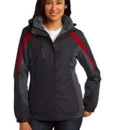 Port Authority L321    Ladies Colorblock 3-in-1 Jacket