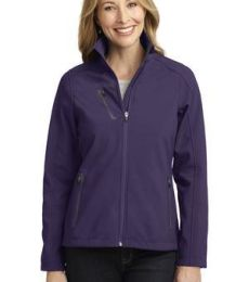 L324 Port Authority® Ladies Welded Soft Shell Jacket