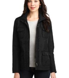 L326 Port Authority® Ladies Four-Pocket Jacket