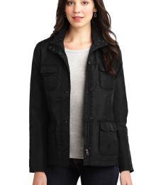L326 Port Authority® Ladies Four-Pocket Jacket