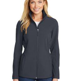 L334 Port Authority Ladies Cinch-Waist Soft Shell Jacket