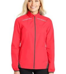 Port Authority L345    Ladies Zephyr Reflective Hit Full-Zip Jacket