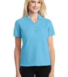 Port Authority L448    Ladies 100% Pima Cotton Polo