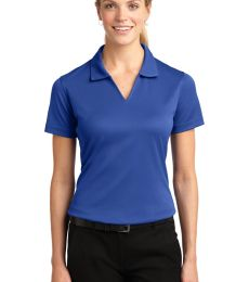 Sport Tek Ladies Dri Mesh V Neck Polo L469