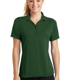 Sport Tek Ladies Dry Zone153 Raglan Accent Polo L475