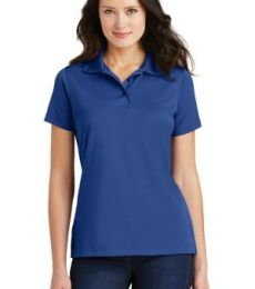 Port Authority Ladies Poly Bamboo Blend Pique Polo L497