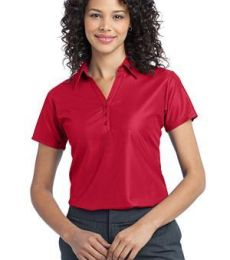 Port Authority Ladies Vertical Pique Polo L512
