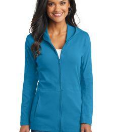 Port Authority Ladies Modern Stretch Cotton Full Zip Jacket L519