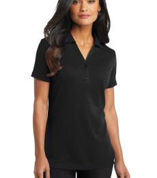 Port Authority Ladies Silk Touch153 Interlock Polo L520