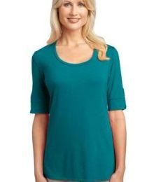Port Authority Ladies Concept Scoop Neck Shirt L541