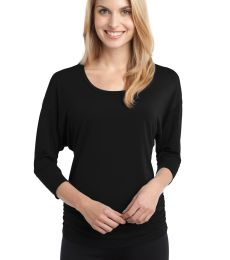 242 L544 CLOSEOUT Port Authority Ladies Concept Dolman Sleeve Shirt