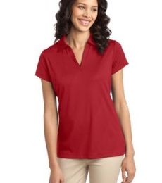 Port Authority L548    Ladies Tech Embossed Polo