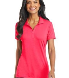 Port Authority L568    Ladies Cotton Touch   Performance Polo