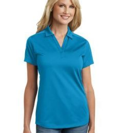 Port Authority L569    Ladies Diamond Jacquard Polo