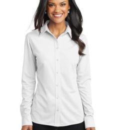 Port Authority L570    Ladies Dimension Knit Dress Shirt