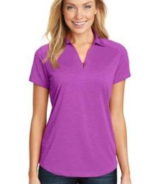 Port Authority L574    Ladies Digi Heather Performance Polo