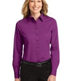 7792f5efb Port Authority Ladies Long Sleeve Easy Care Shirt L608