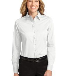 a8261743021c3 Womens Button Down. Womens · Port Authority Ladies Long Sleeve Easy Care  Shirt L608