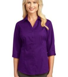 IMPROVED Port Authority Ladies 34 Sleeve Blouse L6290