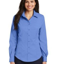 Port Authority L638    Ladies Non-Iron Twill Shirt