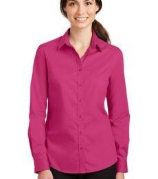 Port Authority L663    Ladies SuperPro   Twill Shirt