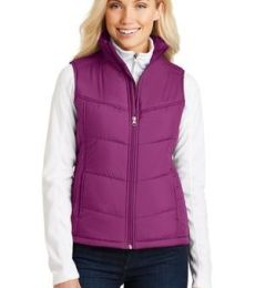 Port Authority Ladies Puffy Vest L709