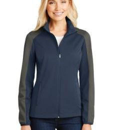 Port Authority L718    Ladies Active Colorblock Soft Shell Jacket