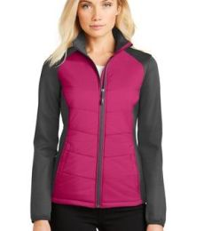 Port Authority L787    Ladies Hybrid Soft Shell Jacket