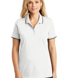 242 LK111 Port Authority Ladies Dry Zone UV Micro-Mesh Tipped Polo