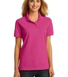 Port & Company LKP150 Ladies Cotton Pique Polo