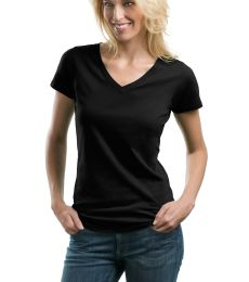 Port Authority Ladies Concept V Neck Tee LM1002