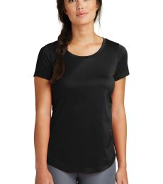 1001 LNEA200 New Era  Ladies Series Performance Scoop Tee
