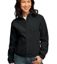 242 LP77 CLOSEOUT Port Authority Ladies R-Tek Fleece Full-Zip Jacket