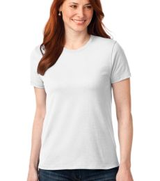 LPC55 Port & Company® Ladies 50/50 Cotton/Poly T-Shirt