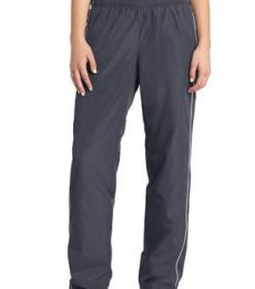 Sport Tek LPST61 Sport-Tek Ladies Piped Wind Pant